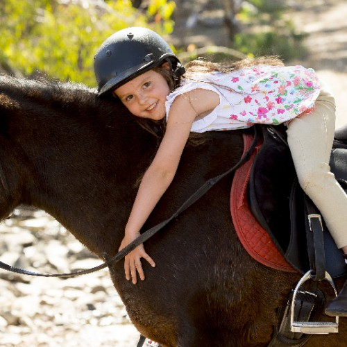 young girl on horse-06