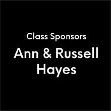 Ann and Russell Hayes
